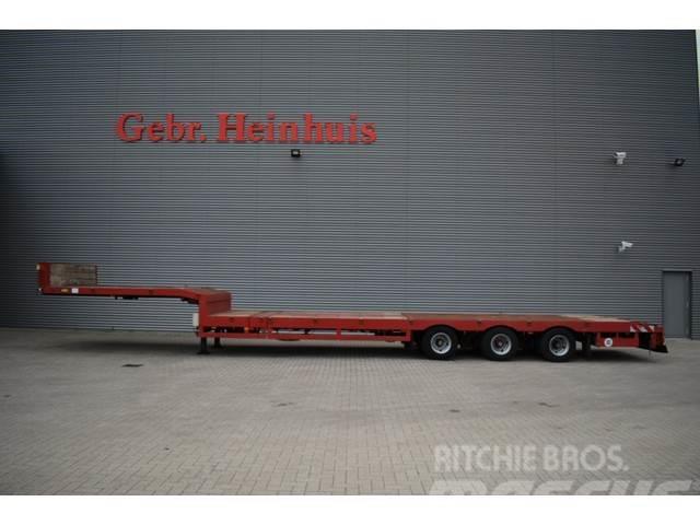 Broshuis 3 ABSD-48 Powersteering 15.3 Meter extandable!