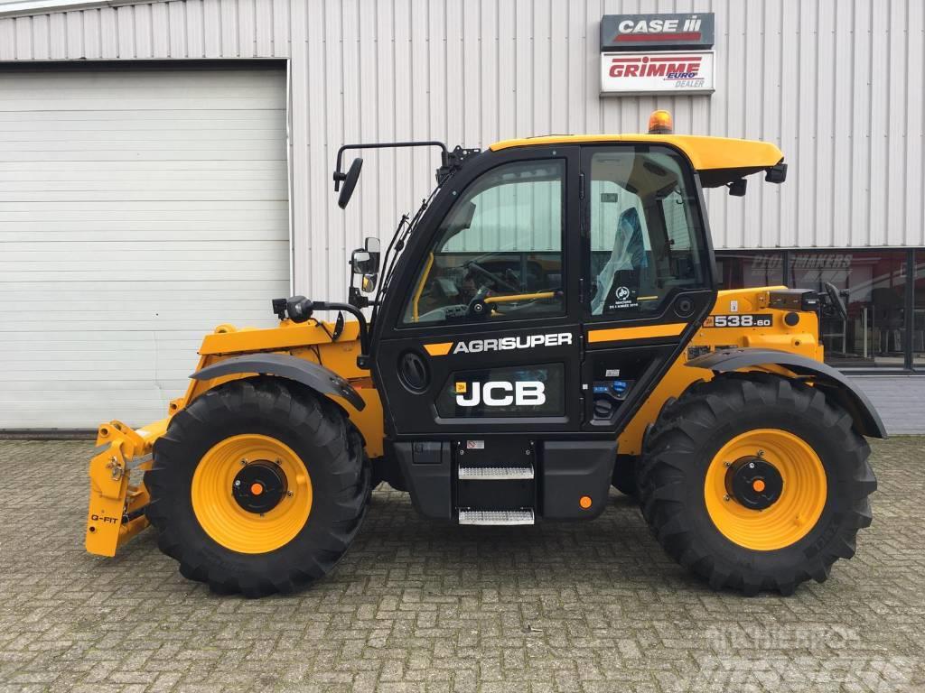 JCB 538-60 AGRISUPER
