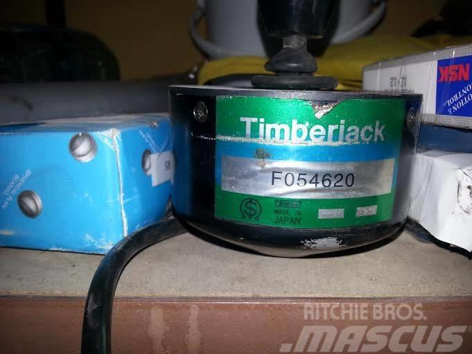 Timberjack 1270D joystick