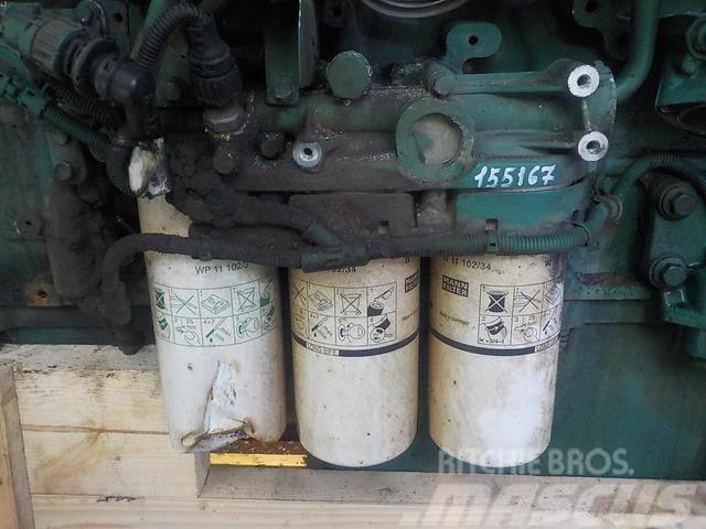 Volvo FH Oil filter bracket 21563752 21304734 21908422