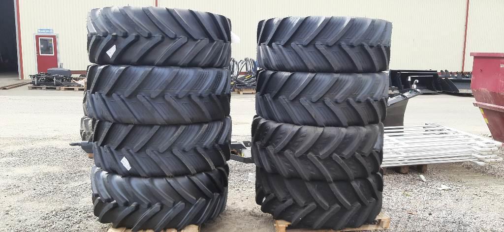 Däck på lager 540/65-28 radial
