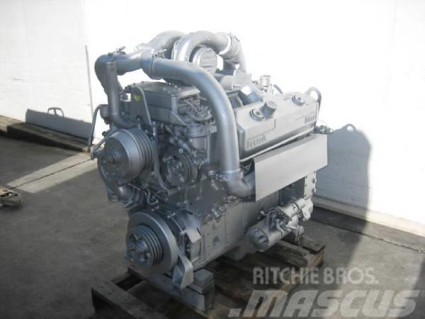 Detroit 8V92TA, Motorer