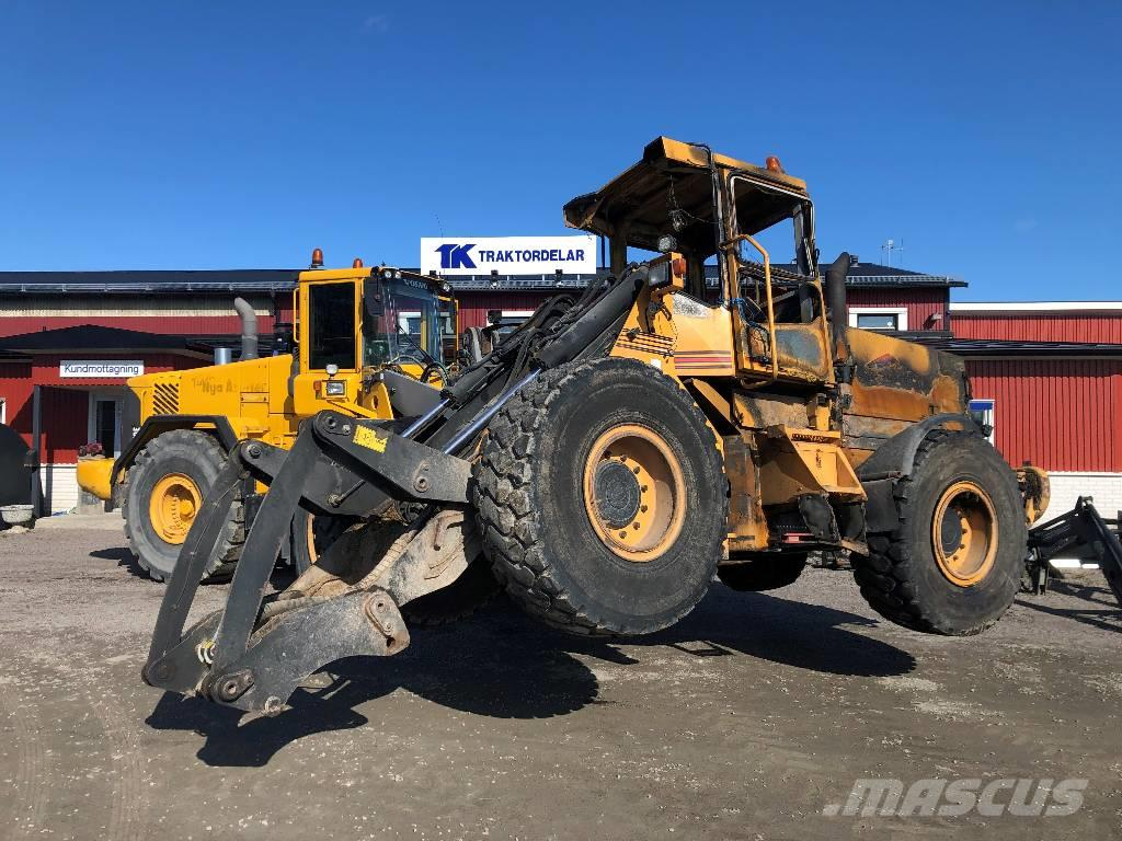 Ljungby L12 Dismantled: only spare parts