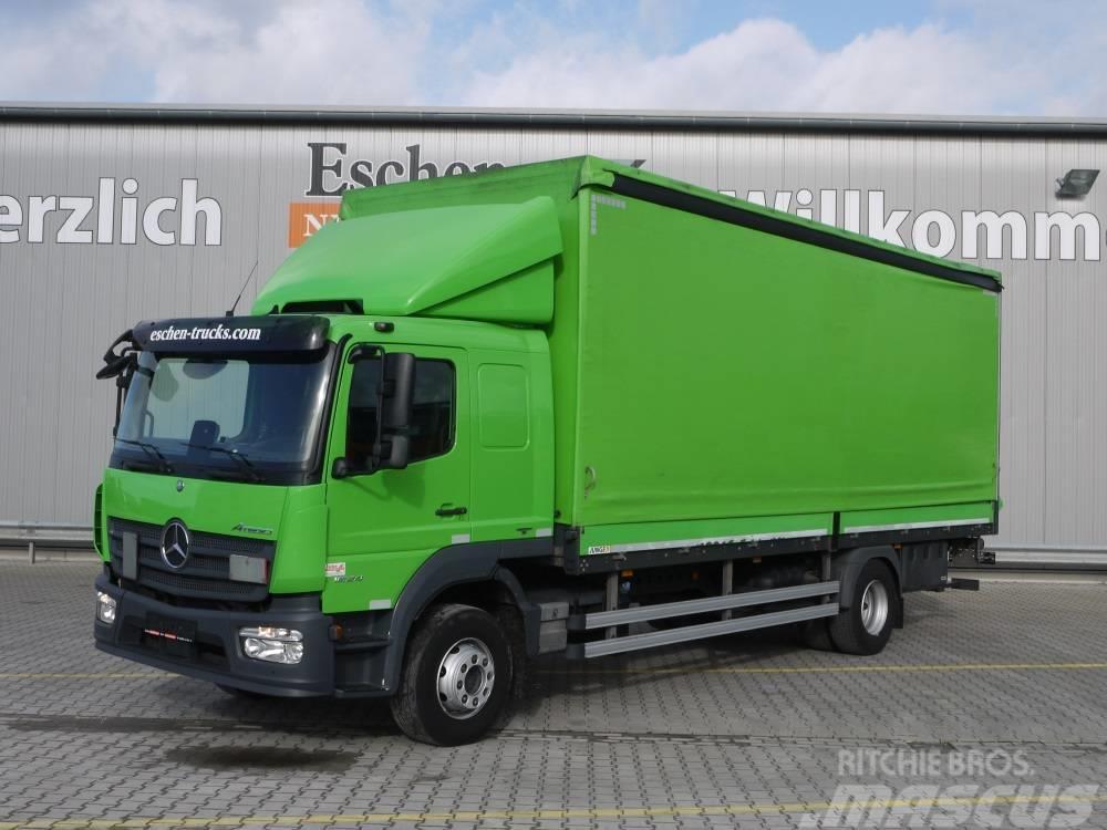 Mercedes-Benz 1624 L, Obj.-Nr.: 0051/20