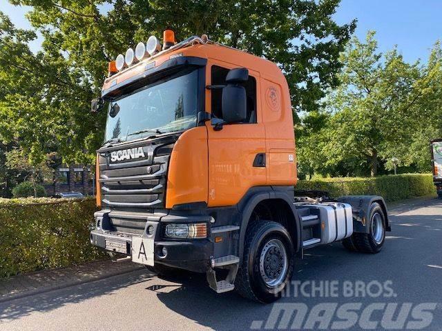 Scania G490 4X4 Kipphydraulik / Retarder / Euro 6