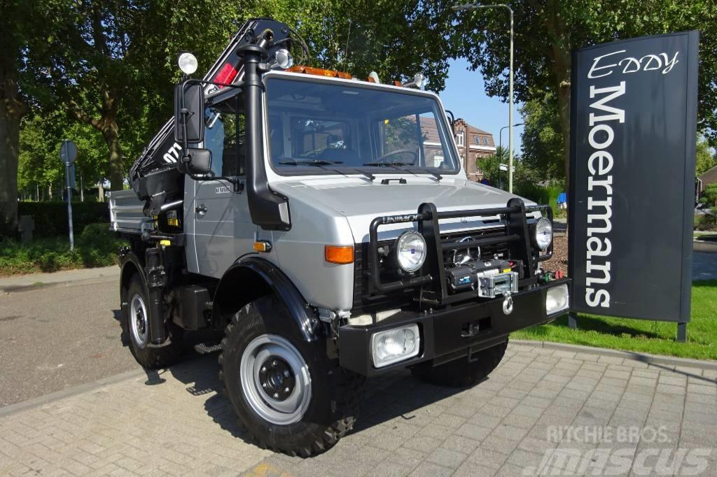 Unimog U 1200 - 427/10 4x4