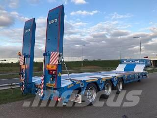 Lider 3 axle lowbed