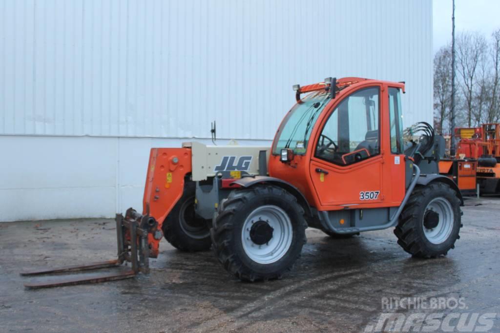 JLG 3507 Verreiker