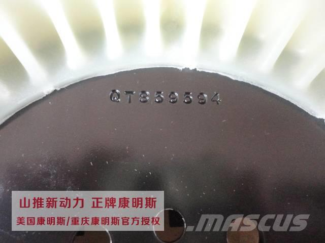 Cummins elsctric fan nt855 k19 4b 6b 6c, 2015, Motorer
