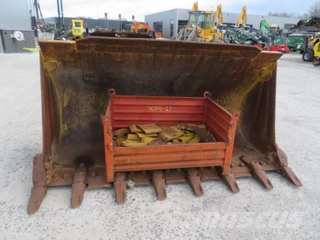 Caterpillar loading bucket pin-on 255cm 3000ltr