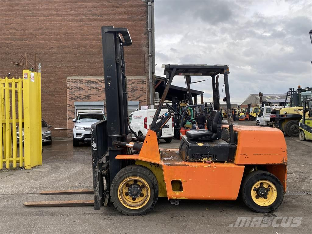 Hyster H4.00XL/5