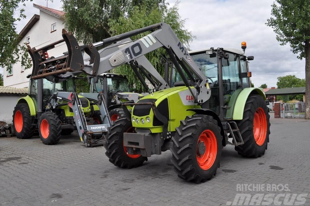 CLAAS CELTIS 446 RX + MAILLEUX MX T10