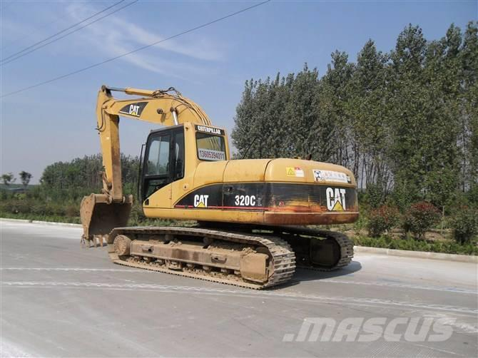 Caterpillar 320CL