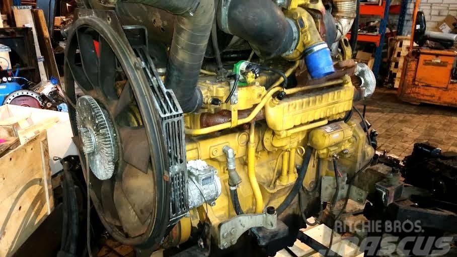 John Deere 1470D, TIR 3 Motor