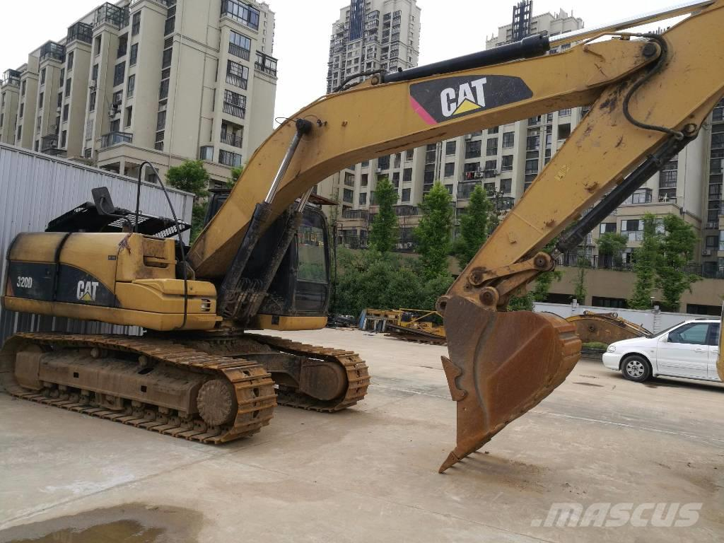Caterpillar 320D Excavator **Year 2011**