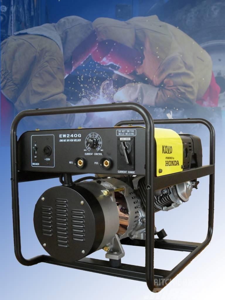 Honda welder generator EW240G