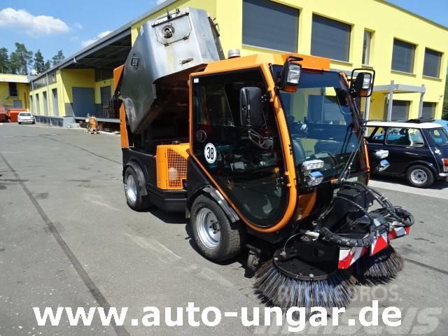 Nilfisk Advance JungoJet City Ranger 3500 4x4 Kehrer 5413