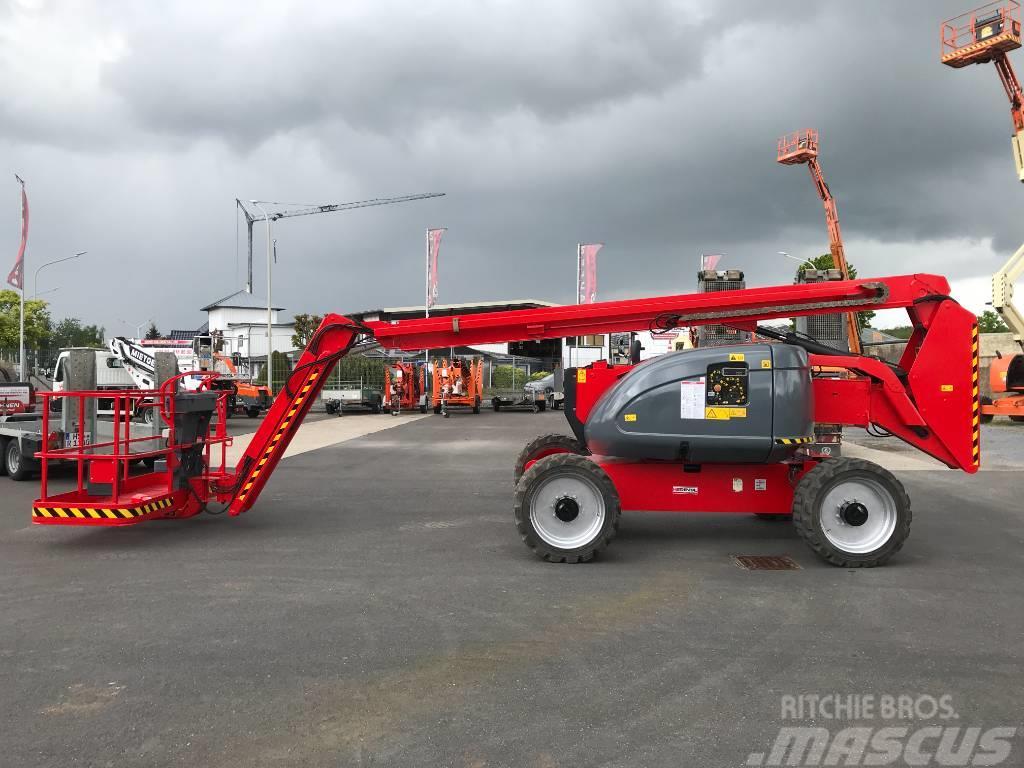 JLG 600AJ diesel 4x4 21m (1352)
