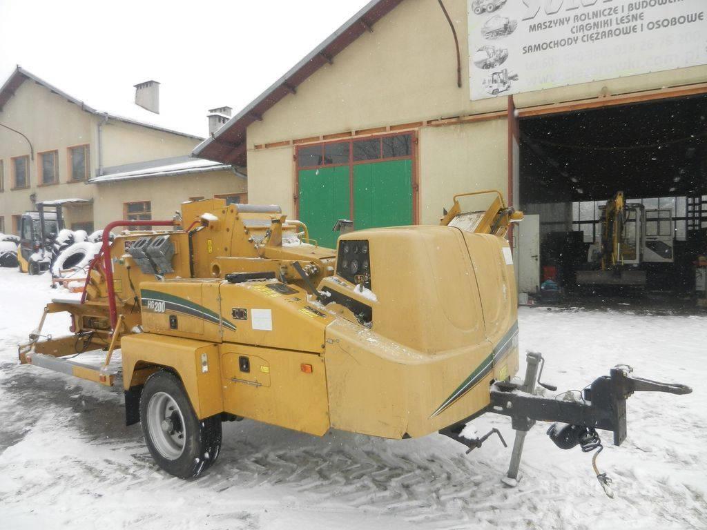Vermeer HG 200 rębak chipper