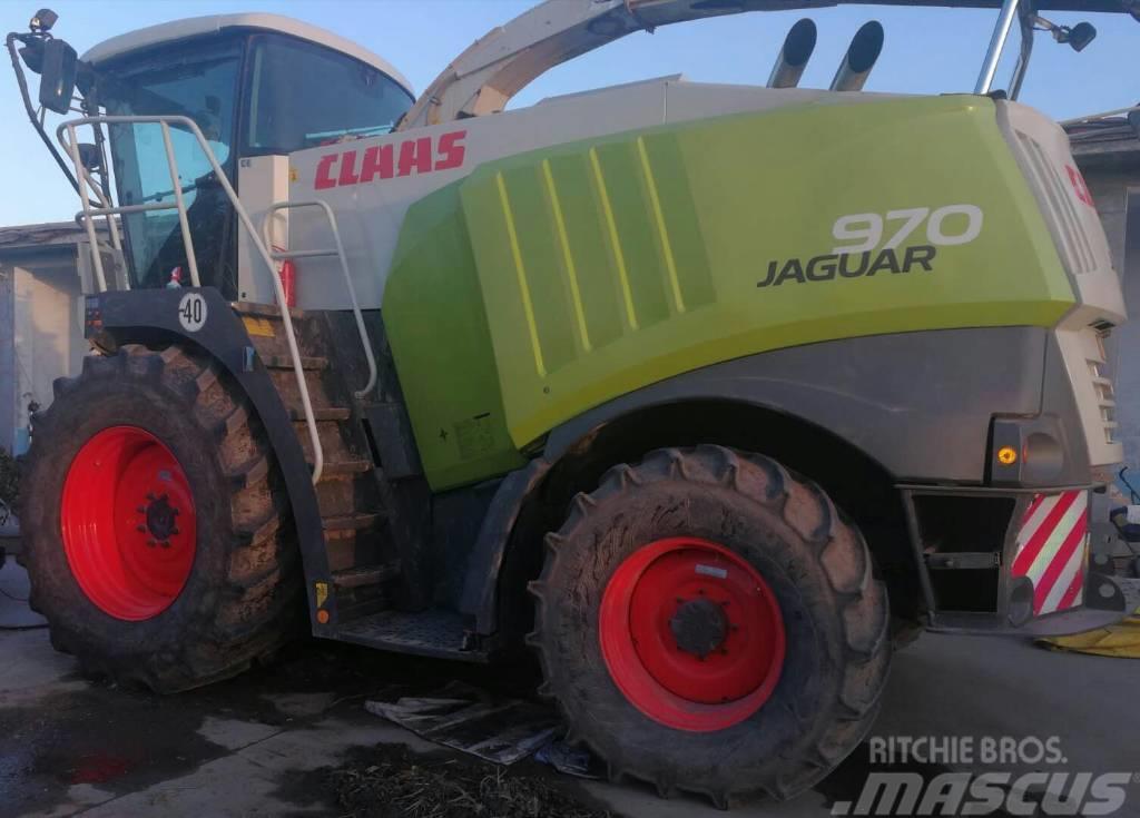 claas 970青贮机青储机claas970-jaguar 970克拉斯970