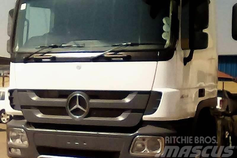 Mercedes-Benz 2636 V10 MC