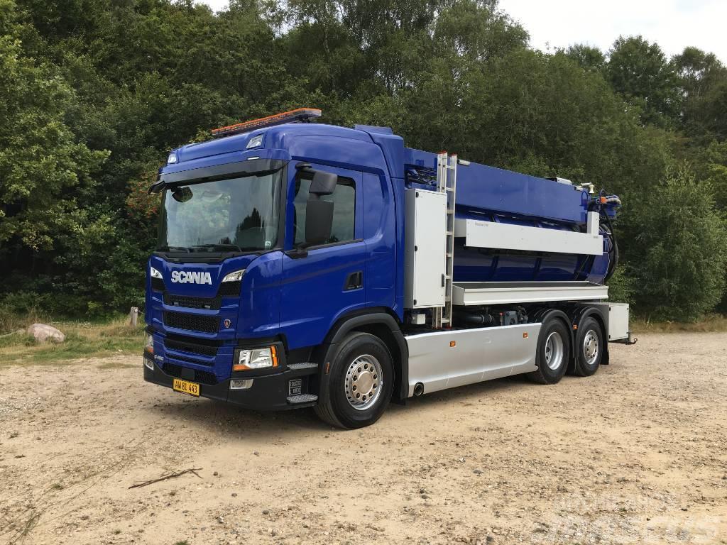 Scania HVIDTVED LARSEN FLEXLINE 310