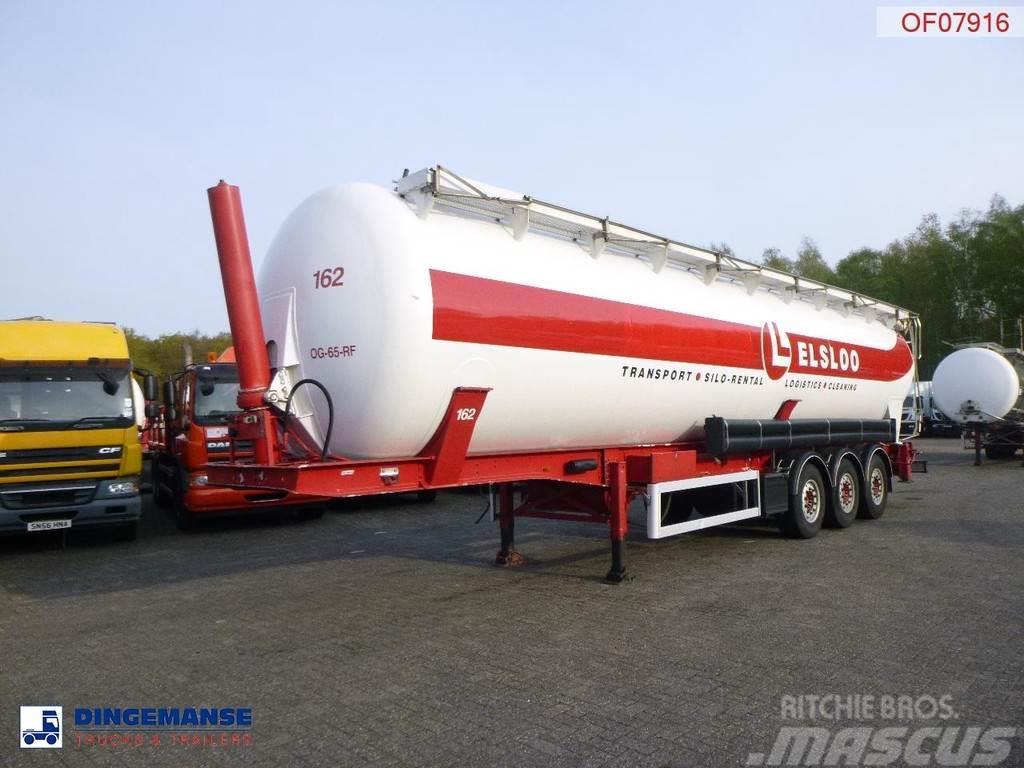 Feldbinder Powder tank (tipping) 63 m3