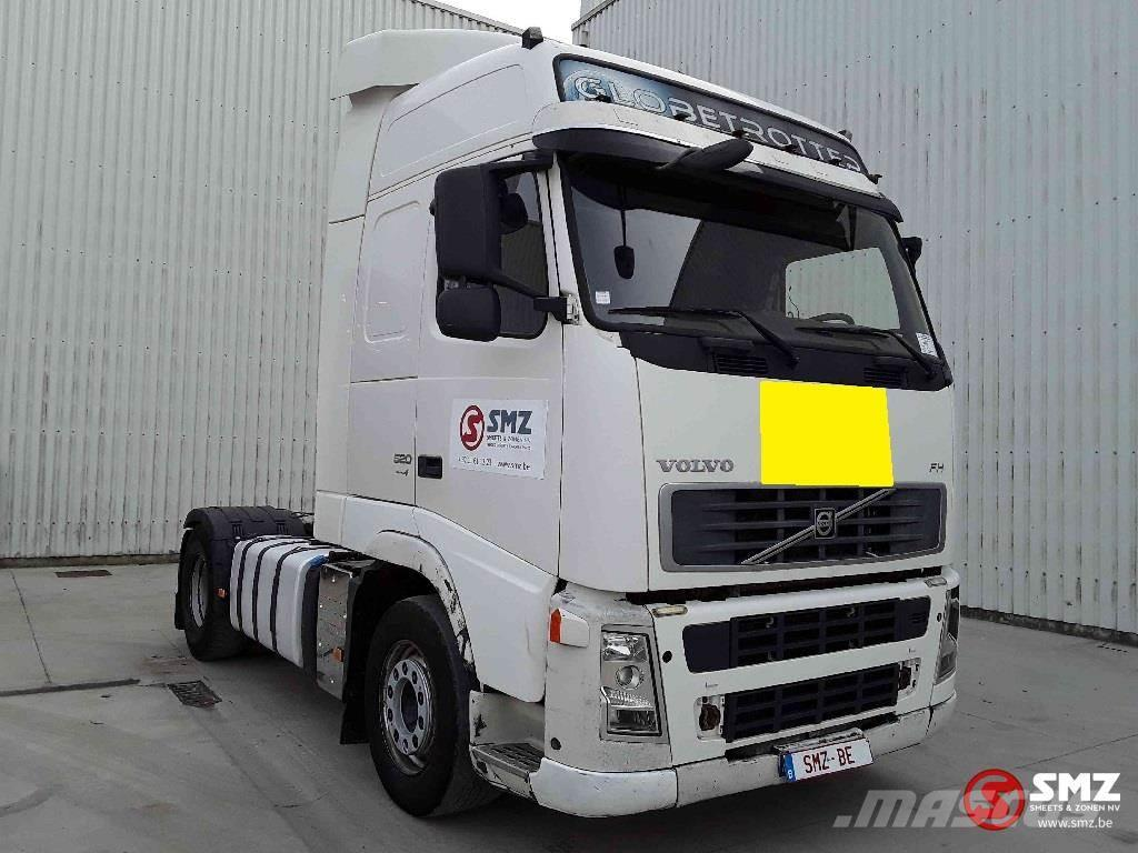 Volvo FH 520 Globe Retarder E 4 manual