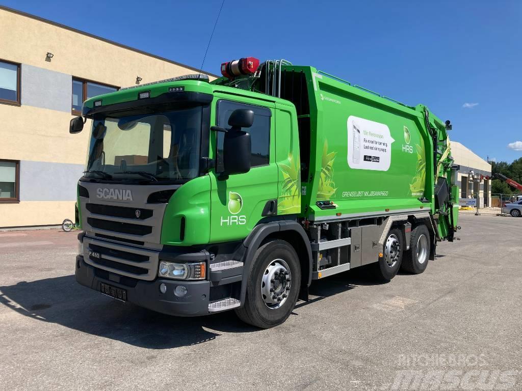 Scania P410 DB6X2/4 EURO 6 + NORBA + VINCH