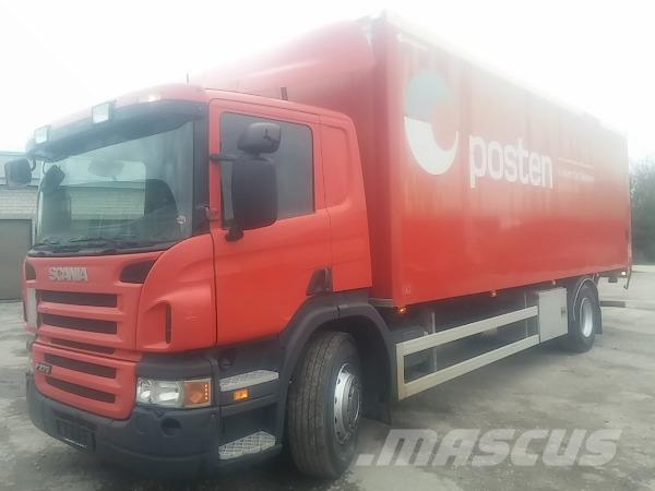 Scania P270DB4X2MNB EURO 4