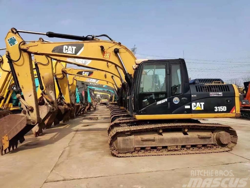 Caterpillar 315D EXCAVATOR