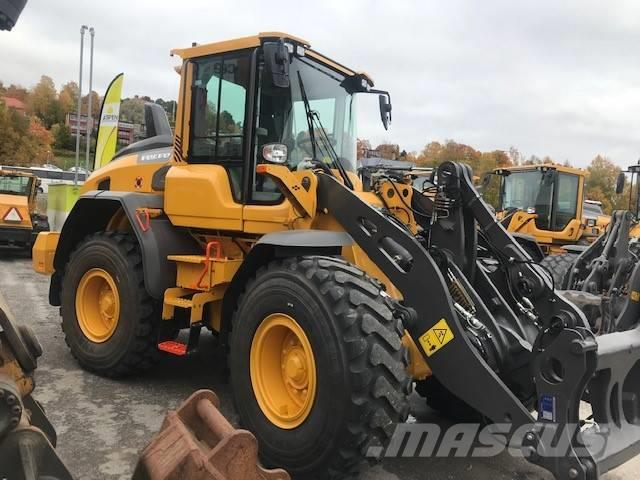 Volvo L60 H, Lock-up