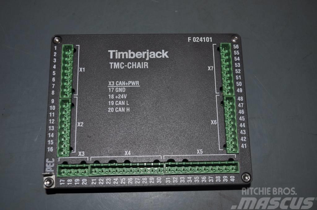 Timberjack 1270B F024101 Chair module