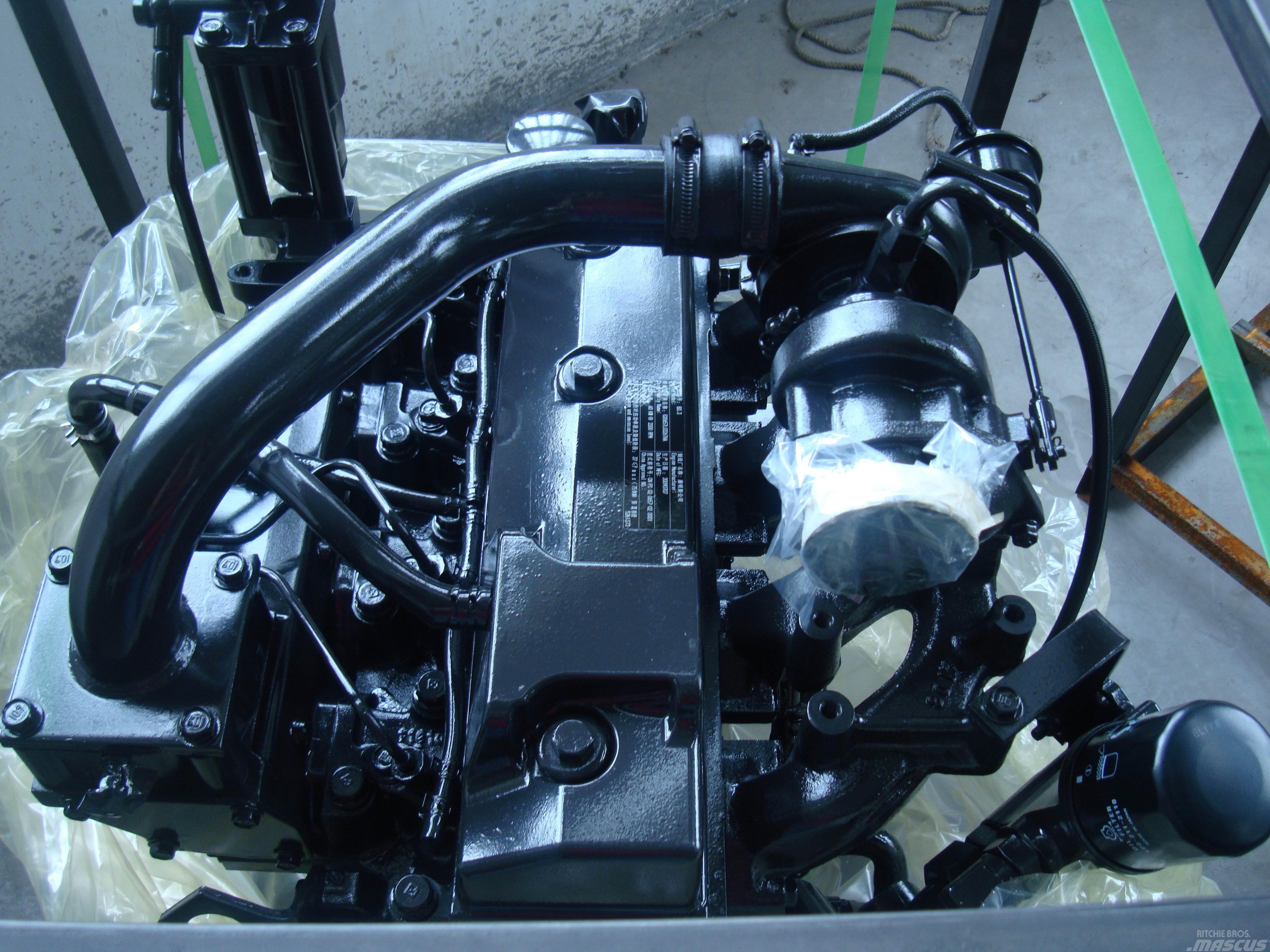 Cummins двигатель CUMMINS B3.3  оригинал