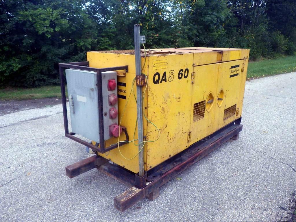 Atlas Copco QAS 60