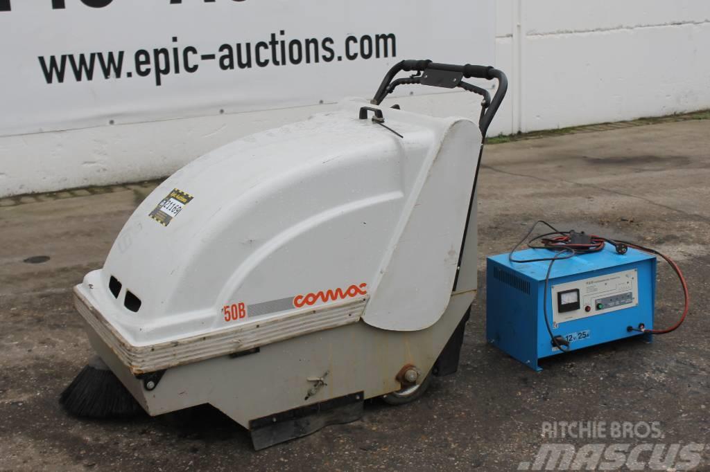 [Other] Commoc 50B Veegmachine