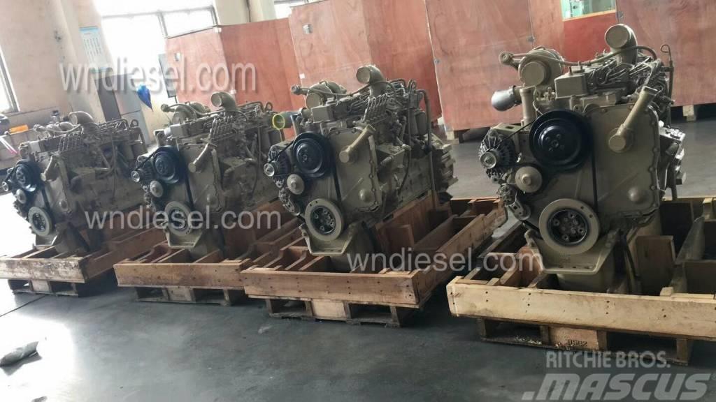 Cummins diesel engines 6CTA8.3-C