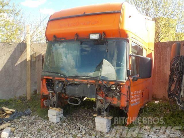 Scania 4 series Cab 7181772 2003. CR19  DC1201 420 h.p  E