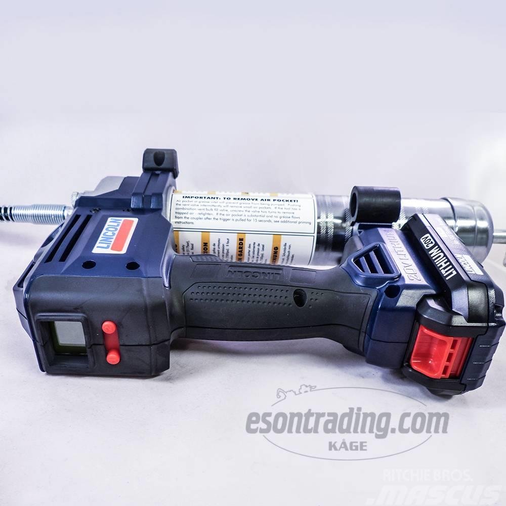 [Other] Batteridriven fettspruta
