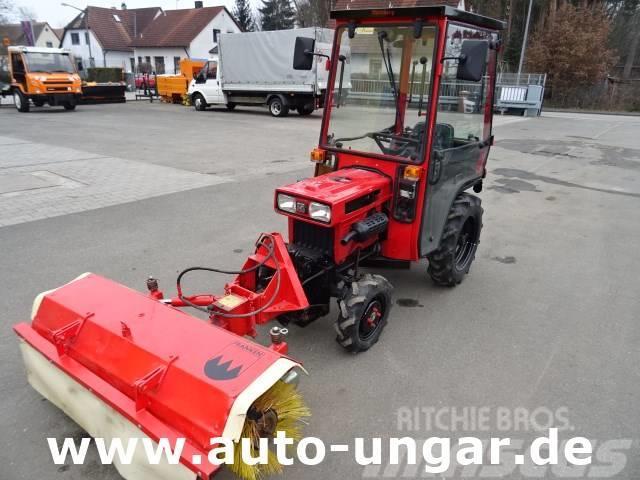 Kubota 4200D 4x4 Zapfwellen Hydraulik Besen 1. FCN