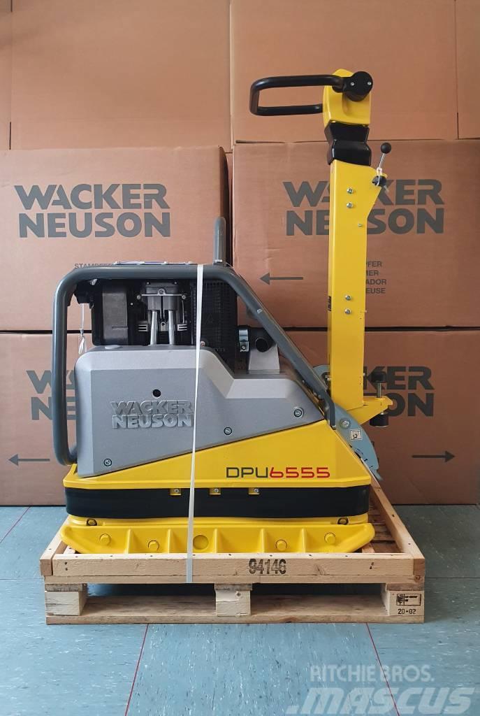 Wacker Neuson DPU6555HE Rüttelplatte DPU 6555 HE