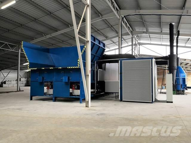 Agro-Masz Slider Dryer type SS