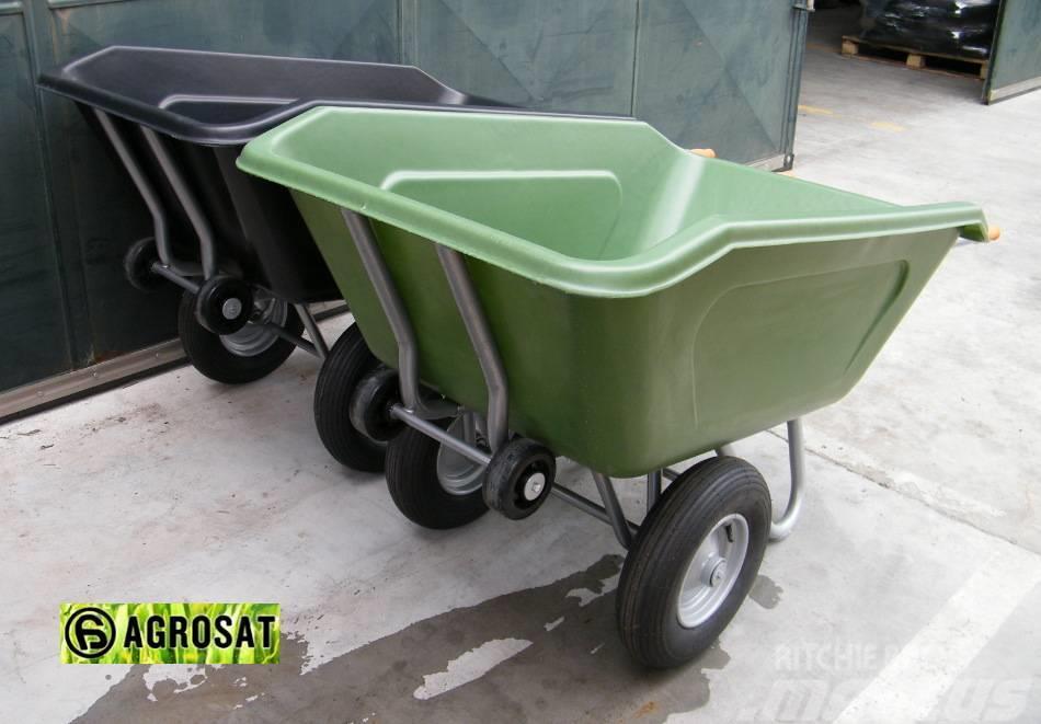 Agrosat Talicska LV 2 300 liter tandem  6418 fix puttony