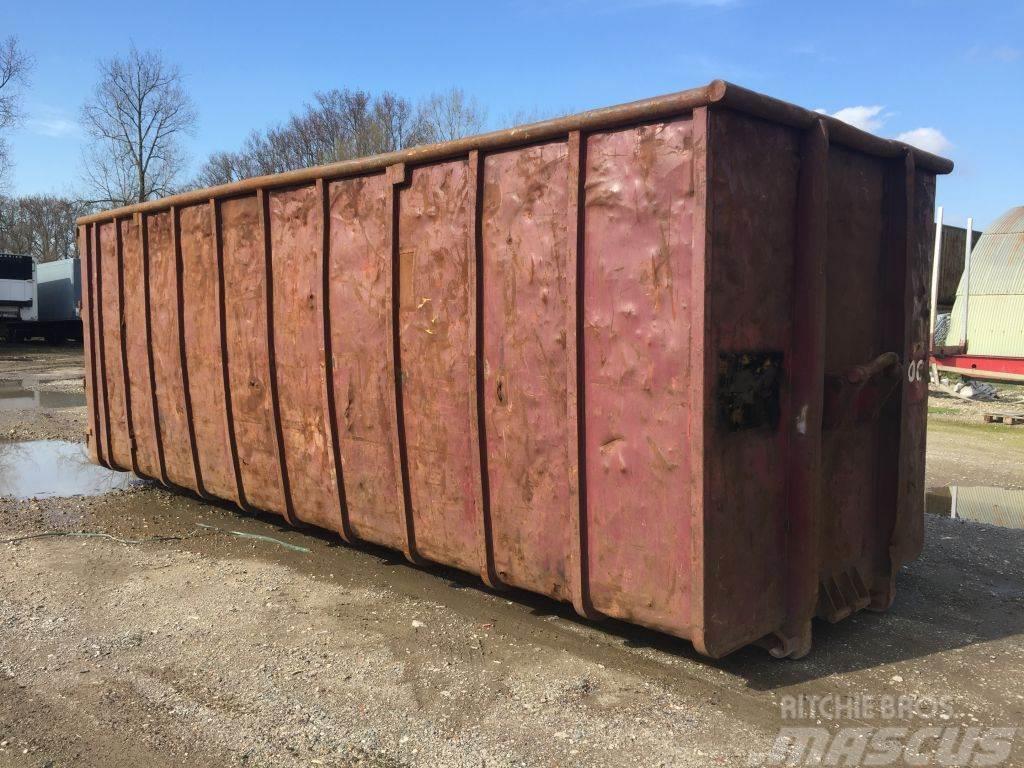Universal GEZOCHT!! containerbakken alle soorten en maten