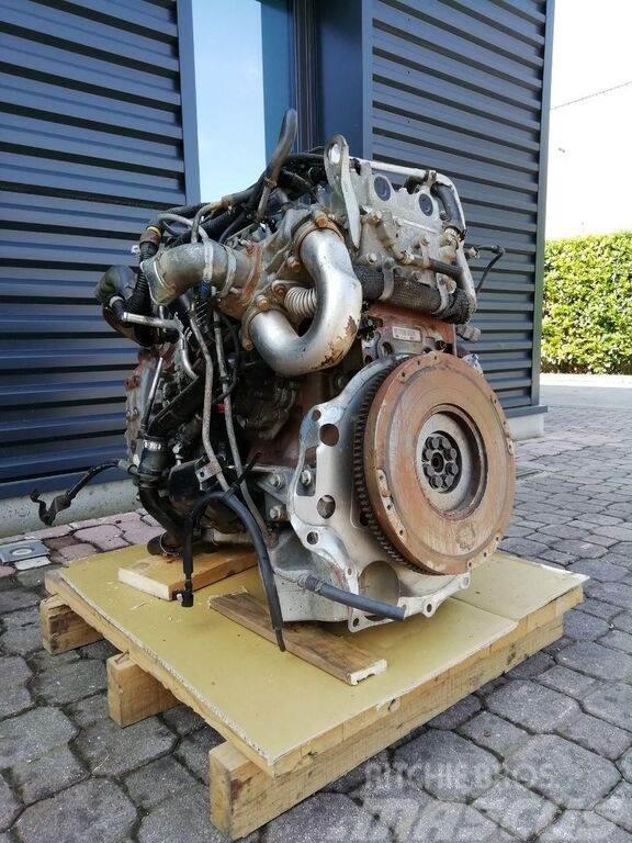 Mitsubishi CANTER 4P10 Euro 5 Motor 3.0 C15