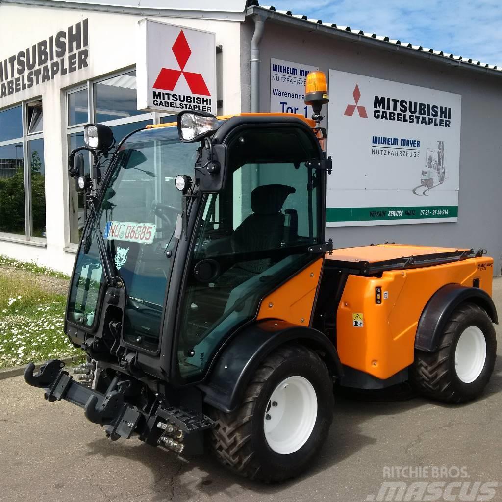 Multihog CX 75 kommunal
