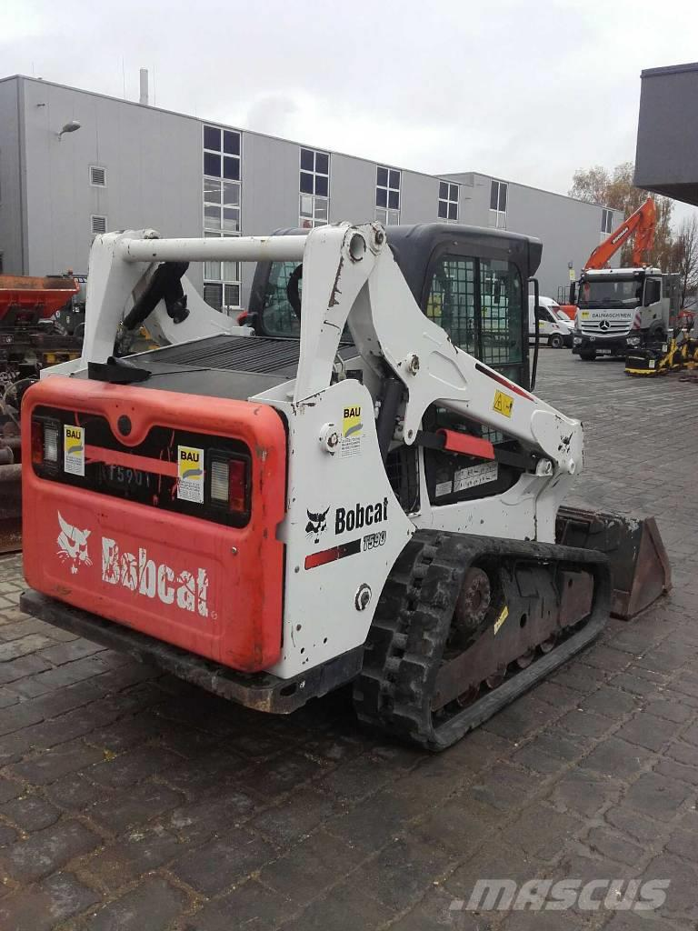 Bobcat Kompaktraupenlader T590 H