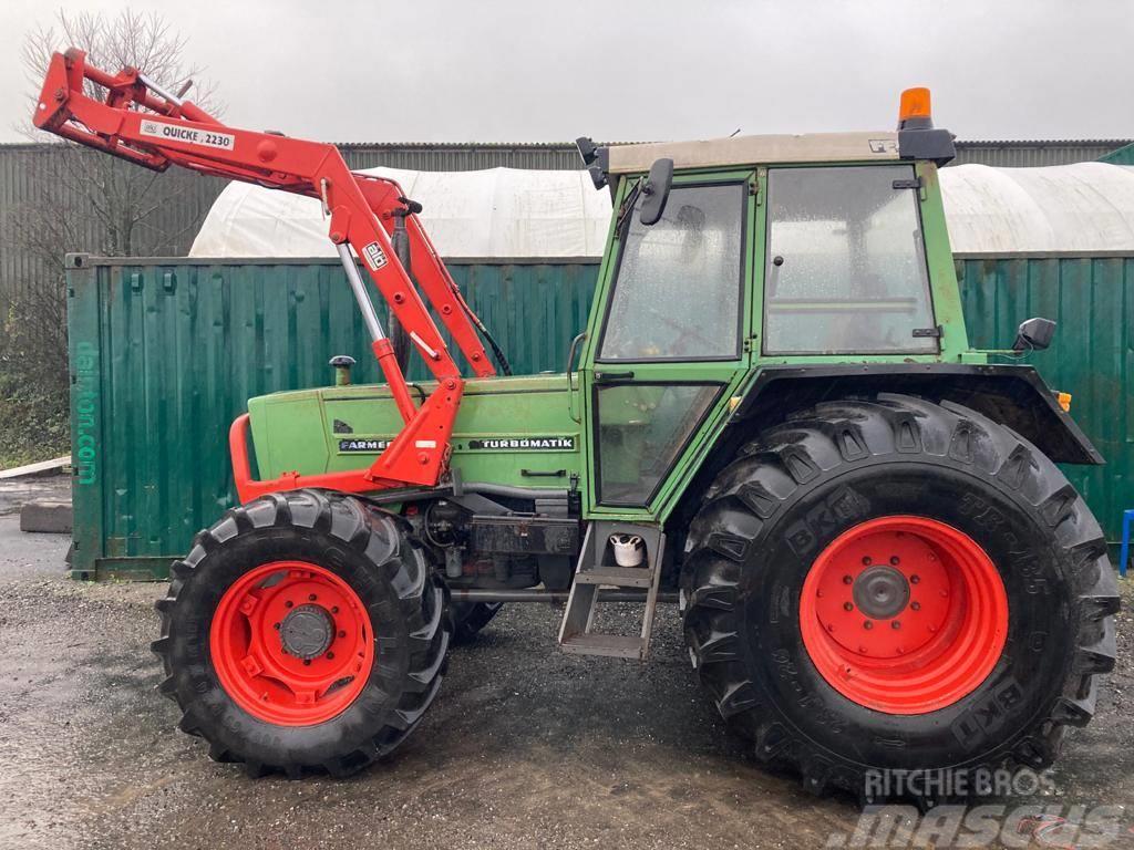 Fendt Farmer 360LS