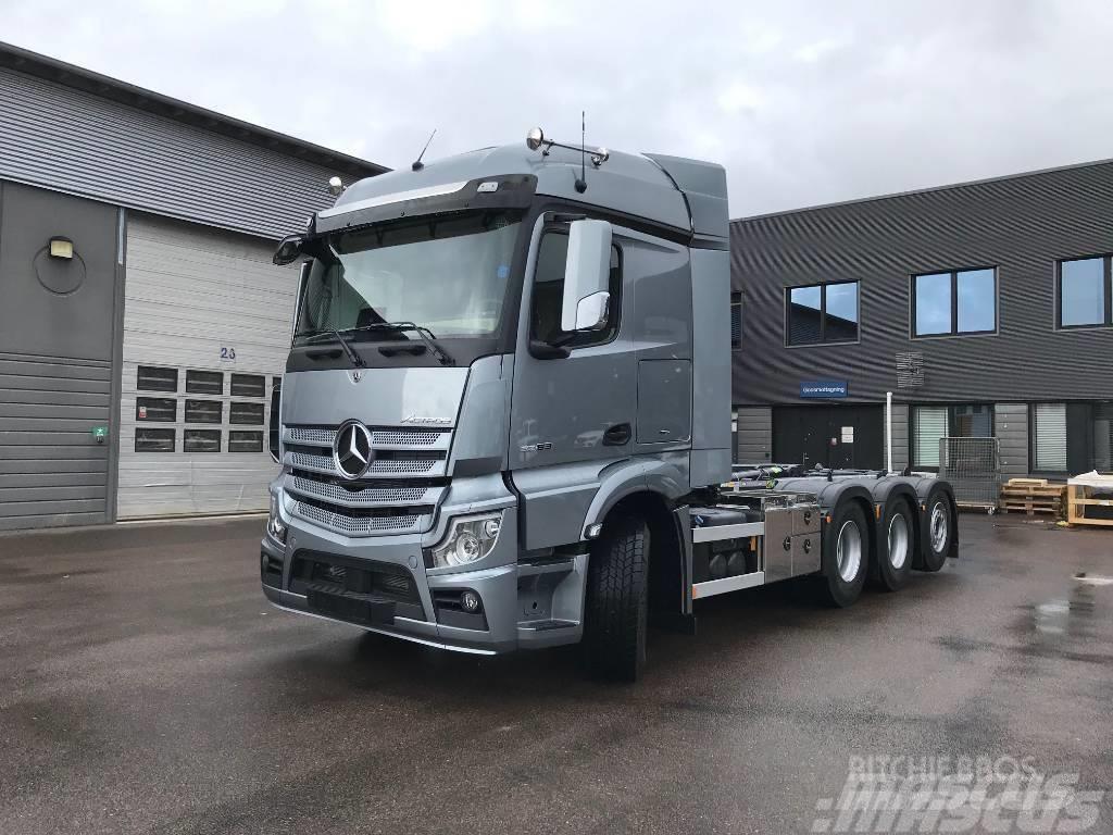 Mercedes-Benz Actros 3263 8x4 LL Joab 24t DEMO