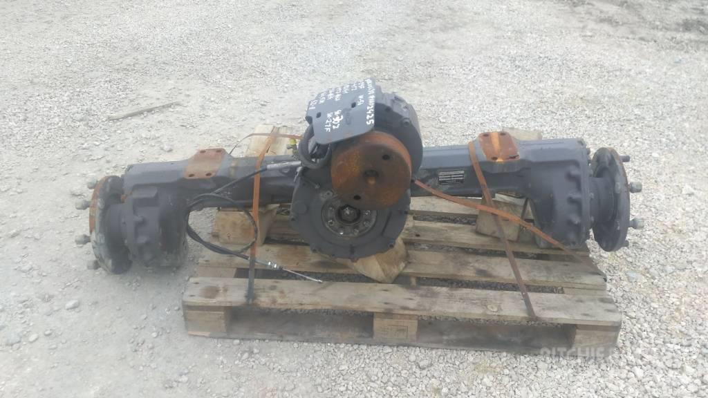Volvo 15209845 L30 L35 [10/41] [P-15 W-56 SZ-8] Axle ach
